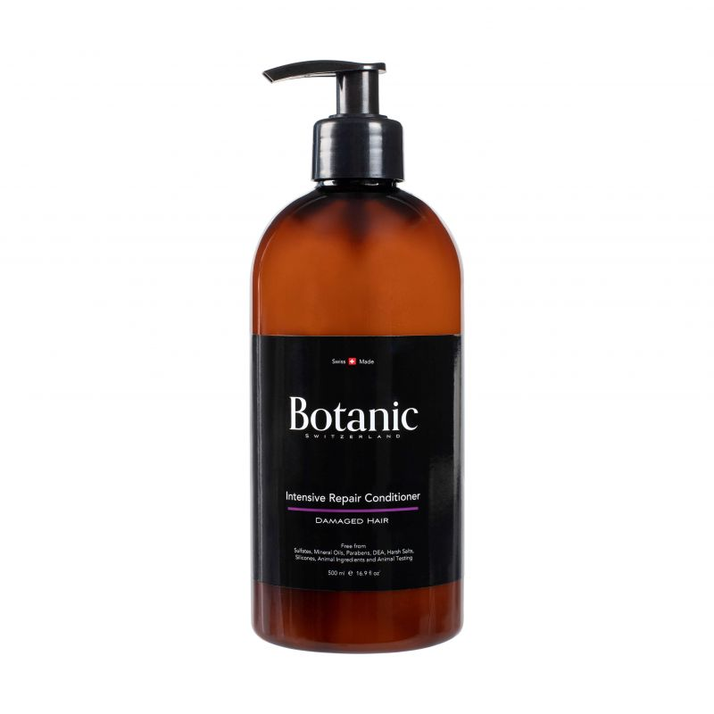 Botanic Damaged Hair Intensive Repair Conditioner 500 ml