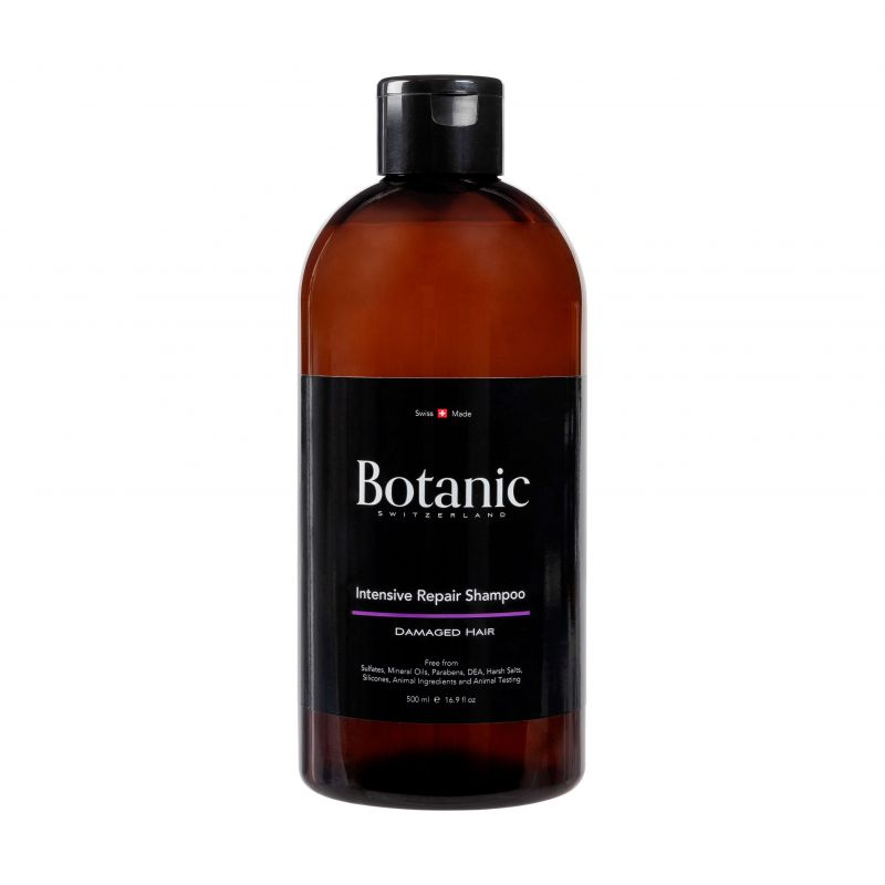 Botanic Damaged Hair Intensive Repair Shampoo 500 ml